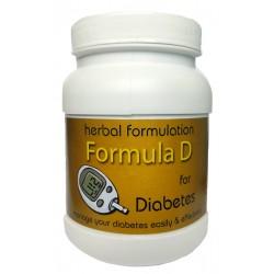 Formula D for Diabetes