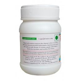 Papaya Leaf Extract Capsules