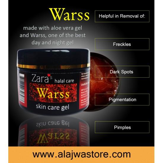 Warss Skin Care Gel