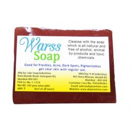 Warss Skin Care Soap