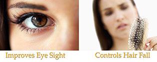 Improves Eye Sight